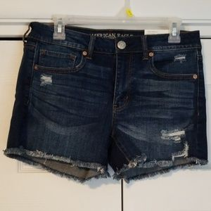 American Eagle Distressed Shorts NWT